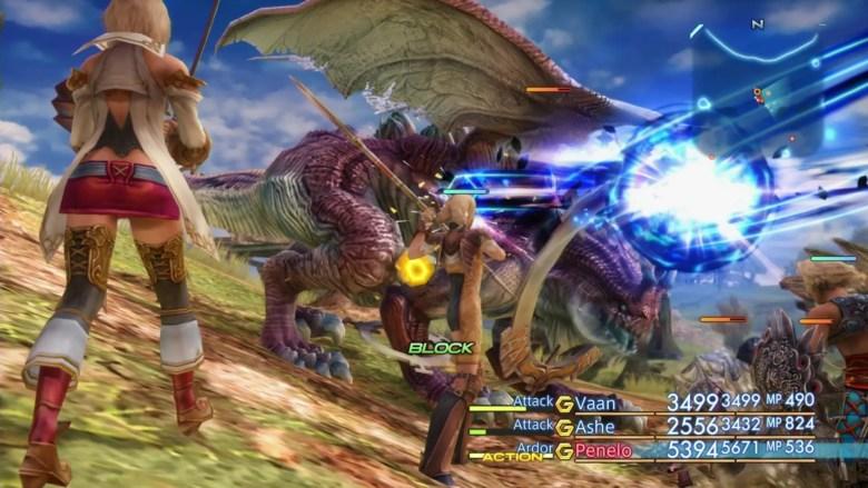 Final Fantasy XII The Zodiac Age Switch Screenshot 1