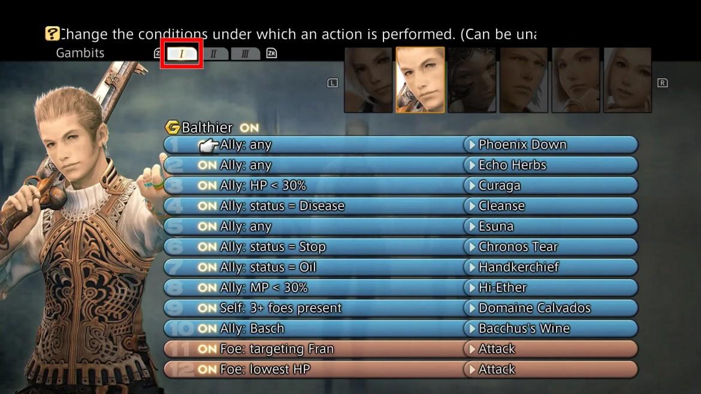 Final Fantasy XII The Zodiac Age Switch Screenshot 7