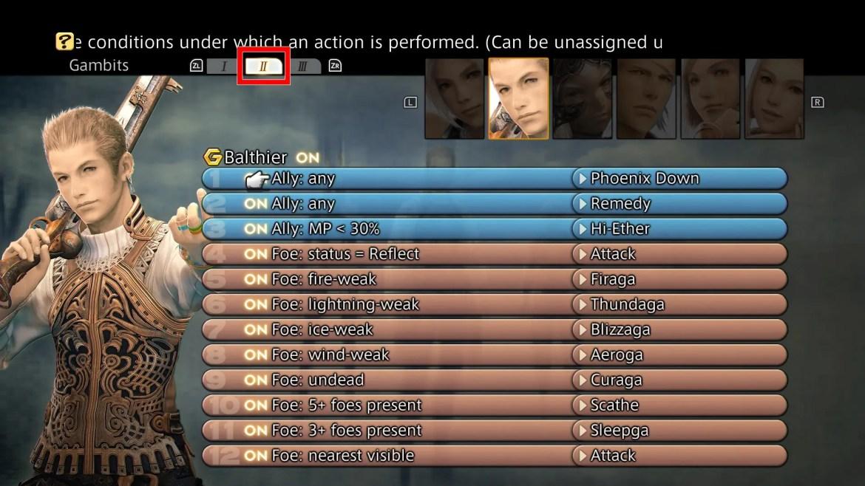 Final Fantasy XII The Zodiac Age Switch Screenshot 8