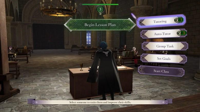 Fire Emblem: Three Houses Screenshot 13