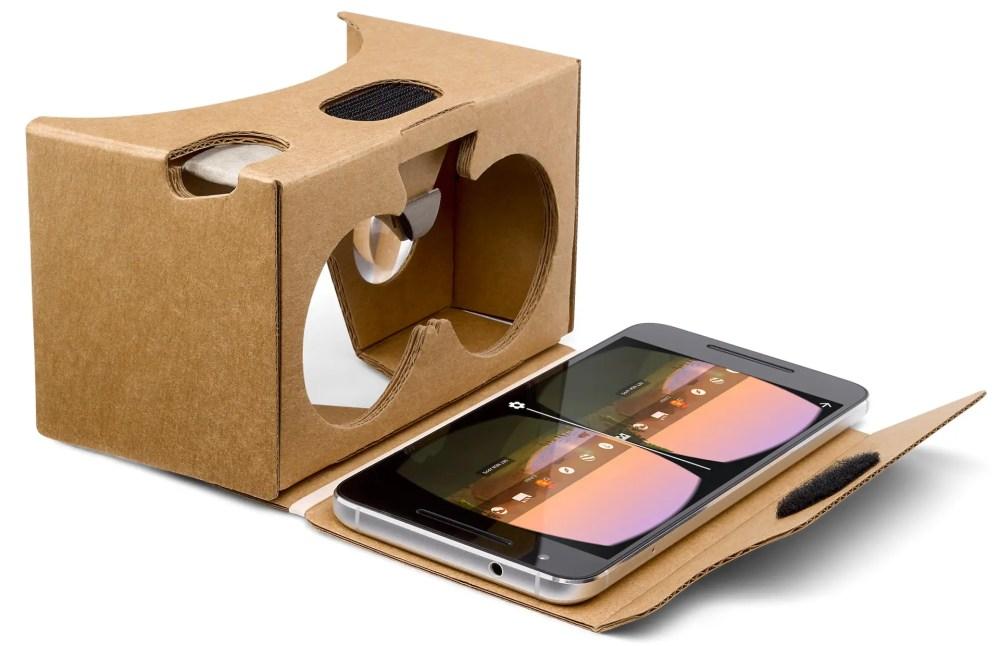 Google Cardboard Photo
