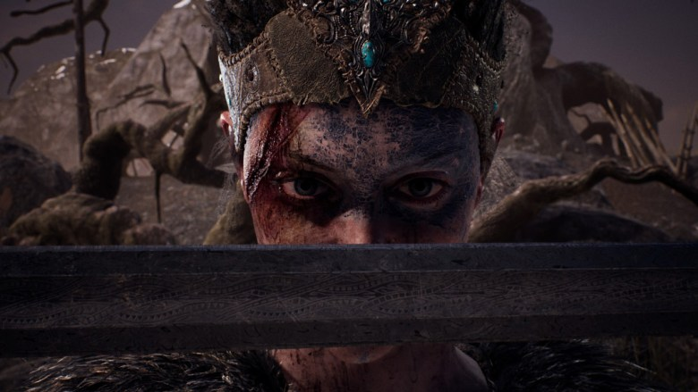 Hellblade: Senua's Sacrifice Switch Screenshot 1