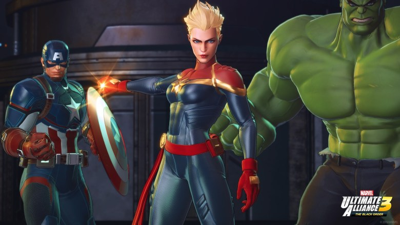 Marvel Ultimate Alliance 3: The Black Order Screenshot 1