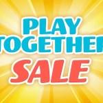 Nintendo eShop Play Together Sale Logo
