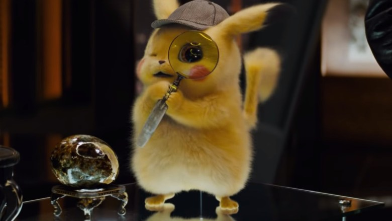 Pokémon: Detective Pikachu Screenshot