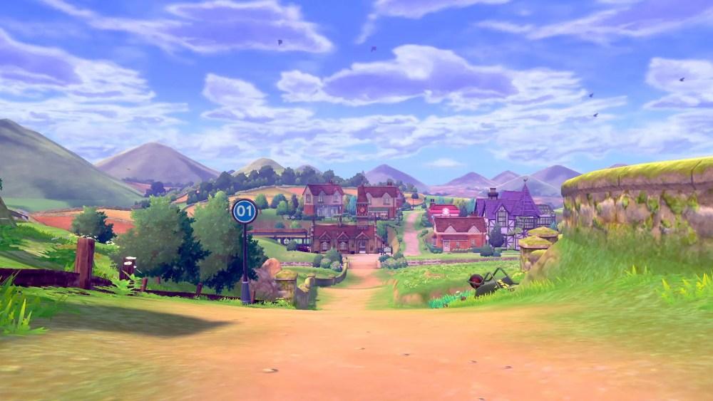 Pokémon Sword And Shield Screenshot 1