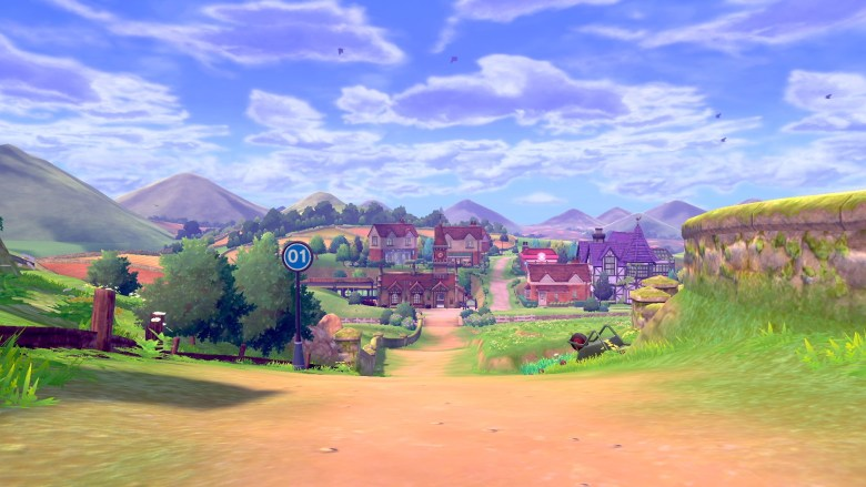 Pokémon Sword And Shield Screenshot 1