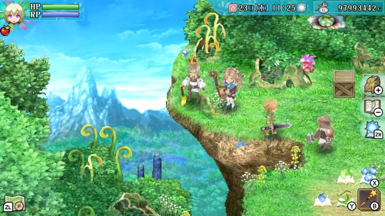 Rune Factory 4 Special Screenshot 9
