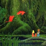 Secret of Mana Key Art