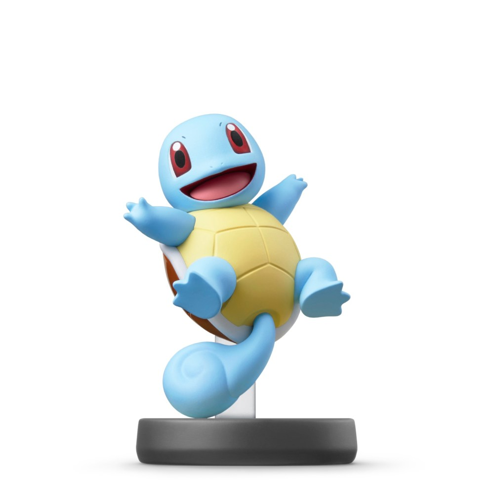 Squirtle amiibo Photo