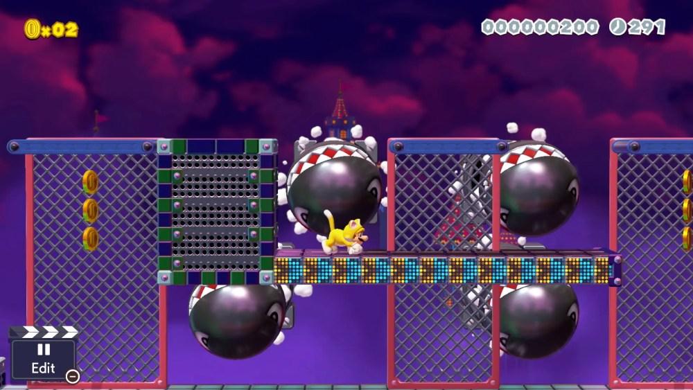 Super Mario Maker 2 Screenshot 17
