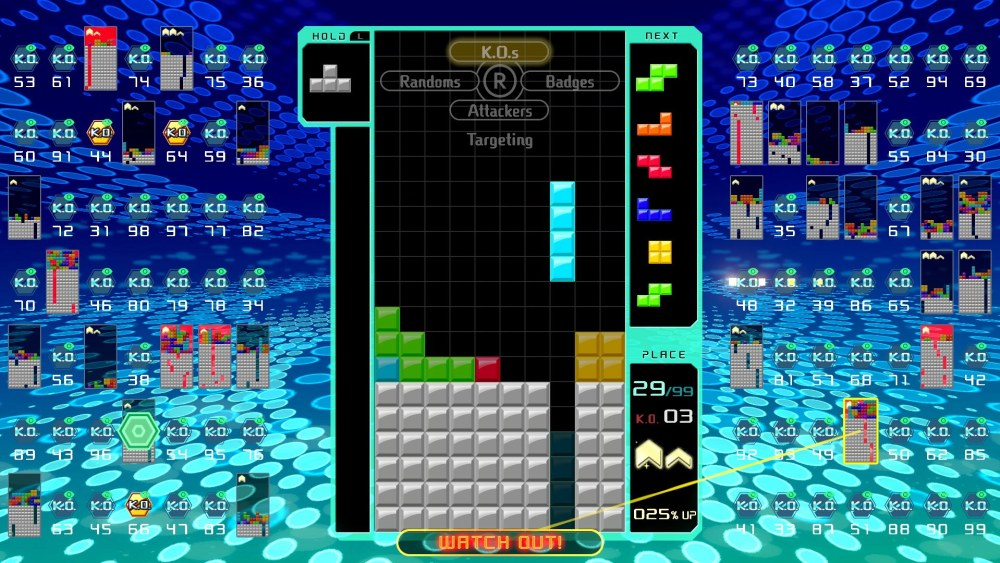 Tetris 99 Screenshot 10