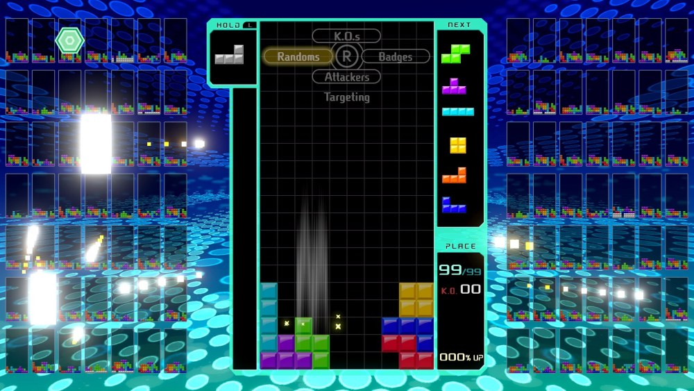 Tetris 99 Screenshot 2