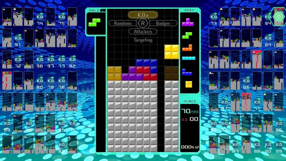 Tetris 99 Screenshot 5