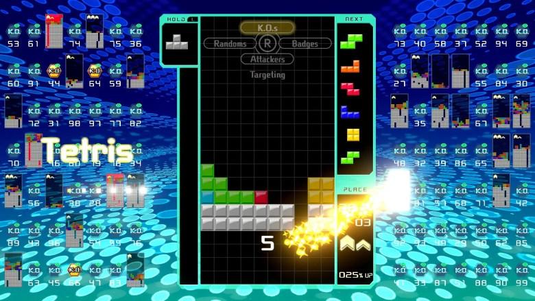 Tetris 99 Screenshot 6