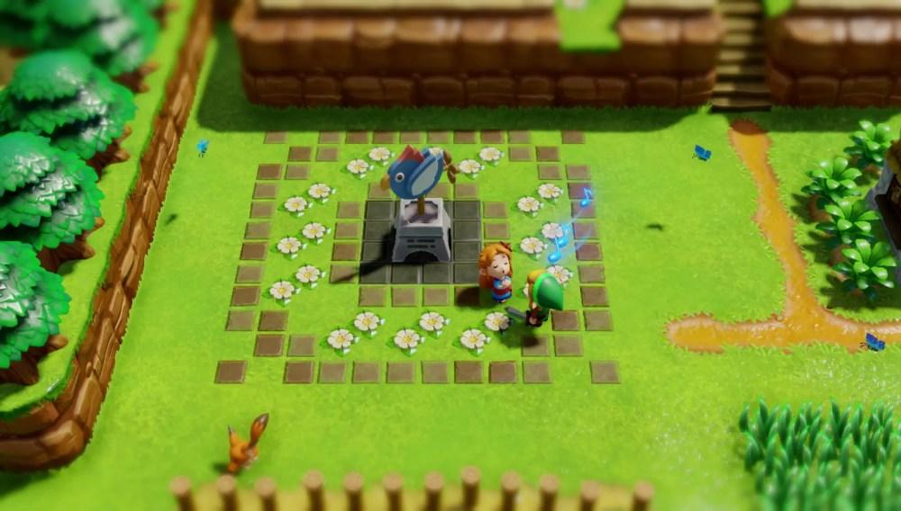 The Legend of Zelda: Link's Awakening Switch Screenshot 5