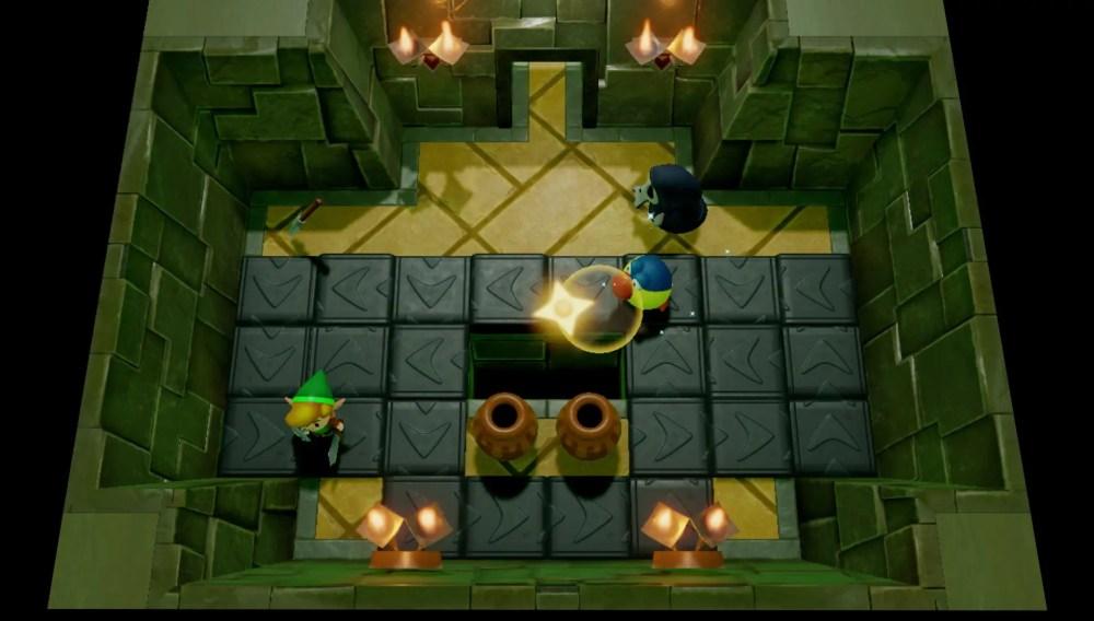 The Legend of Zelda: Link's Awakening Switch Screenshot 6