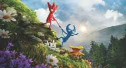 Unravel Two Key Art