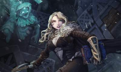 Vambrace: Cold Soul Key Art