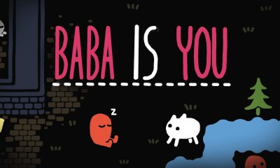 Baba Is You Review Header