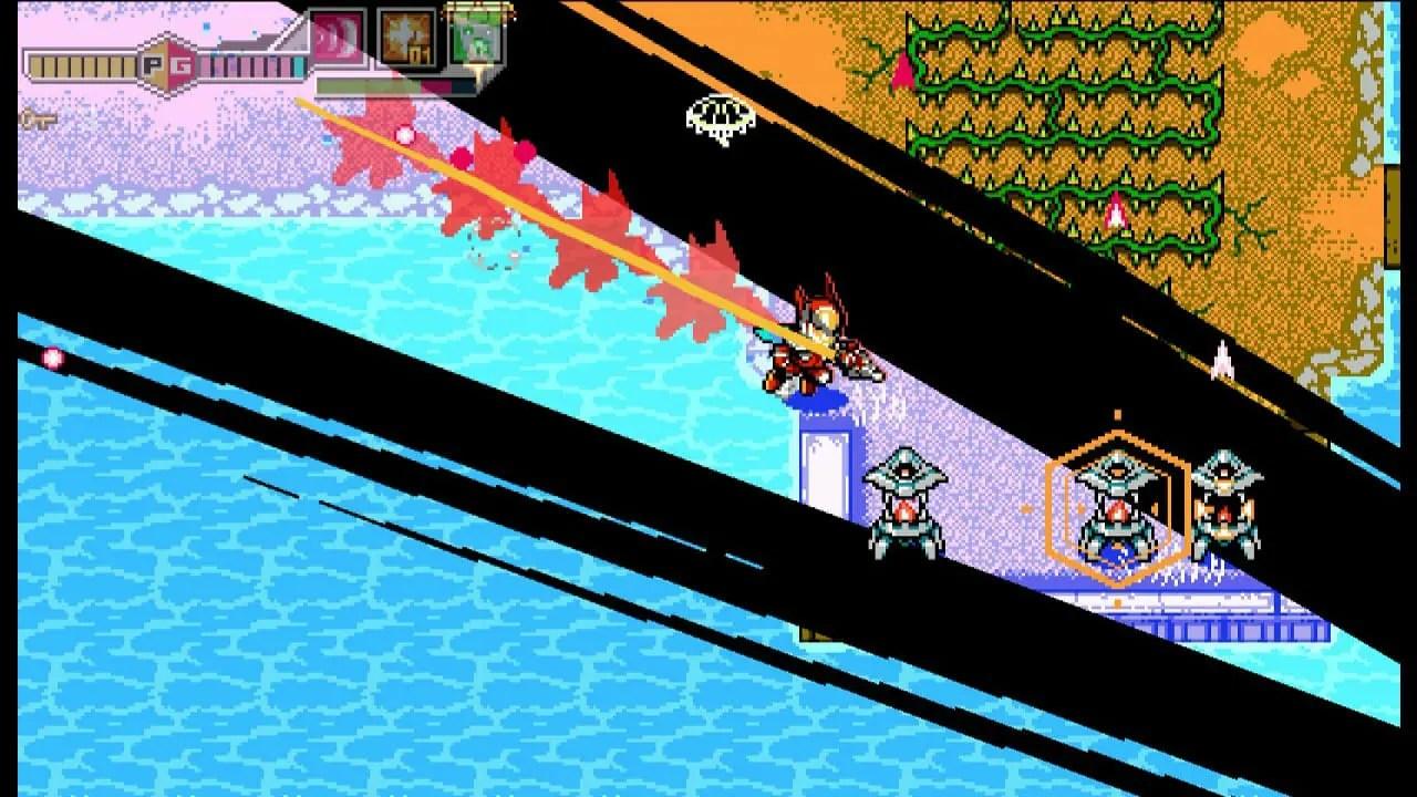 Blaster Master Zero 2 Screenshot