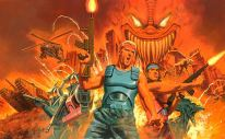 Contra Anniversary Collection Key Art