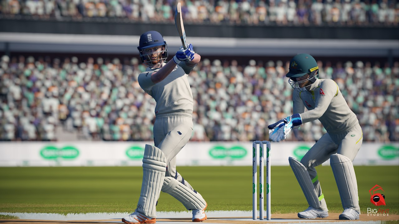 Cricket 19: The Official Game Of The Ashes Out On Nintendo Switch In