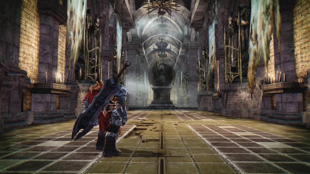 Darksiders Warmastered Edition Review Screenshot 1