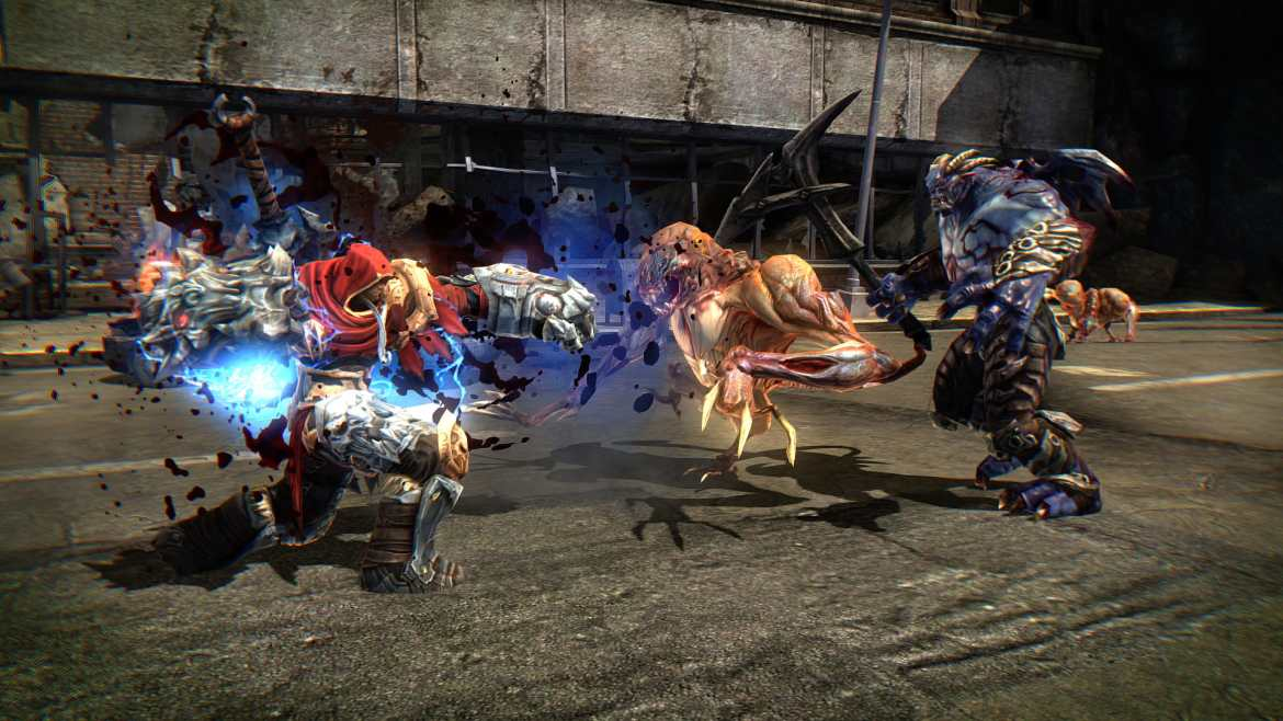 Darksiders Warmastered Edition Review Screenshot 2