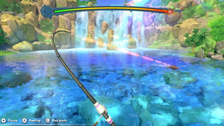 Fishing Star World Tour Review Screenshot 2
