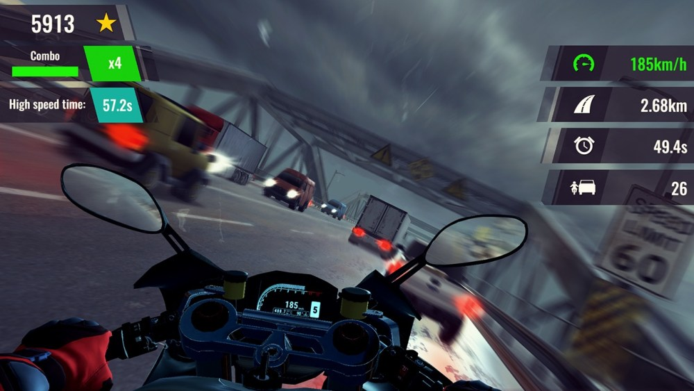 Moto Rush GT Screenshot 3