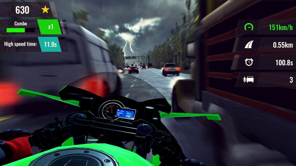 Moto Rush GT Screenshot 5