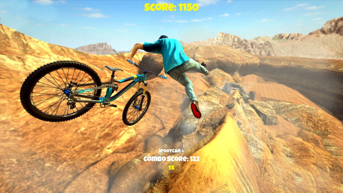 Shred! 2 Review Screenshot 1