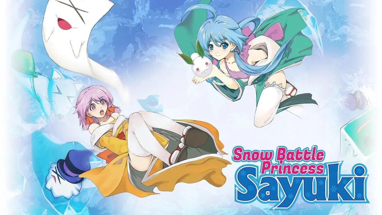 Snow Battle Princess Sayuki Key Art