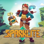 Sparklite Key Art