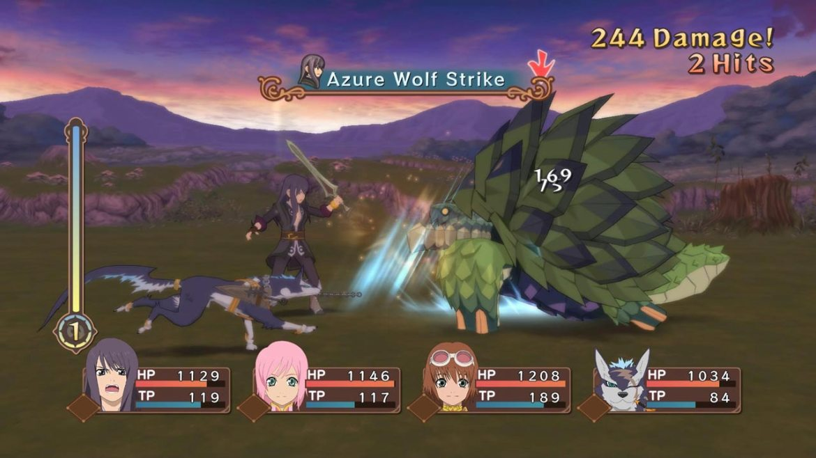 Tales Of Vesperia: Definitive Edition Review Screenshot 2