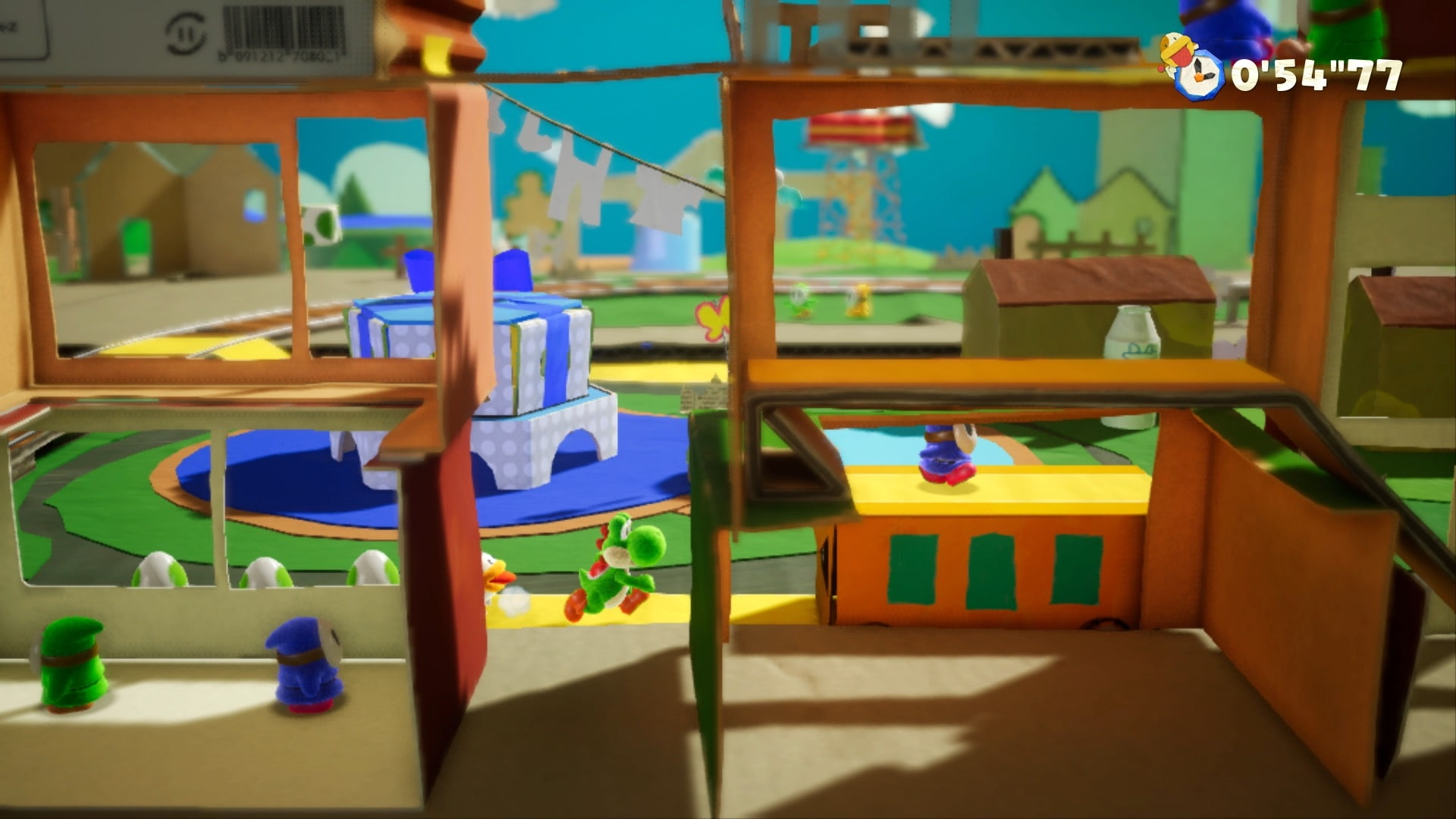 Yoshi's Crafted World Review Screenshot 2