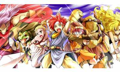 Chrono Trigger Artwork
