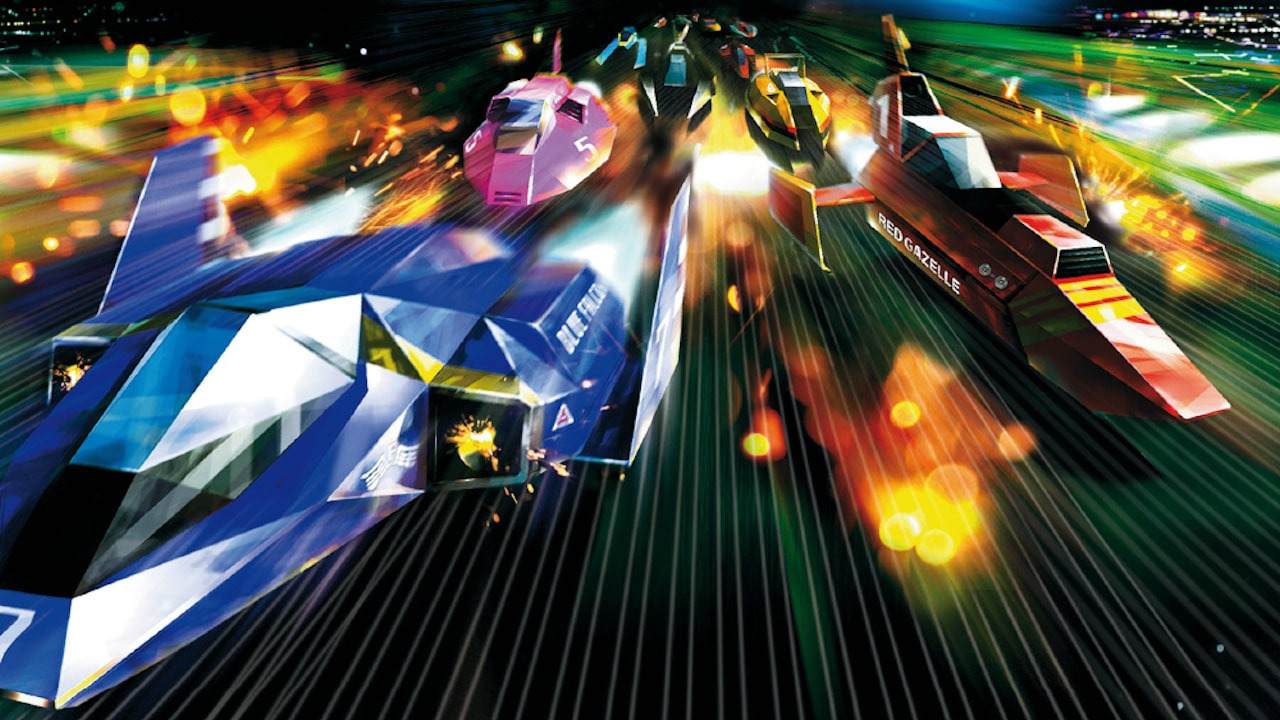F-Zero X Artwork