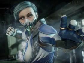 Frost Mortal Kombat 11 Screenshot
