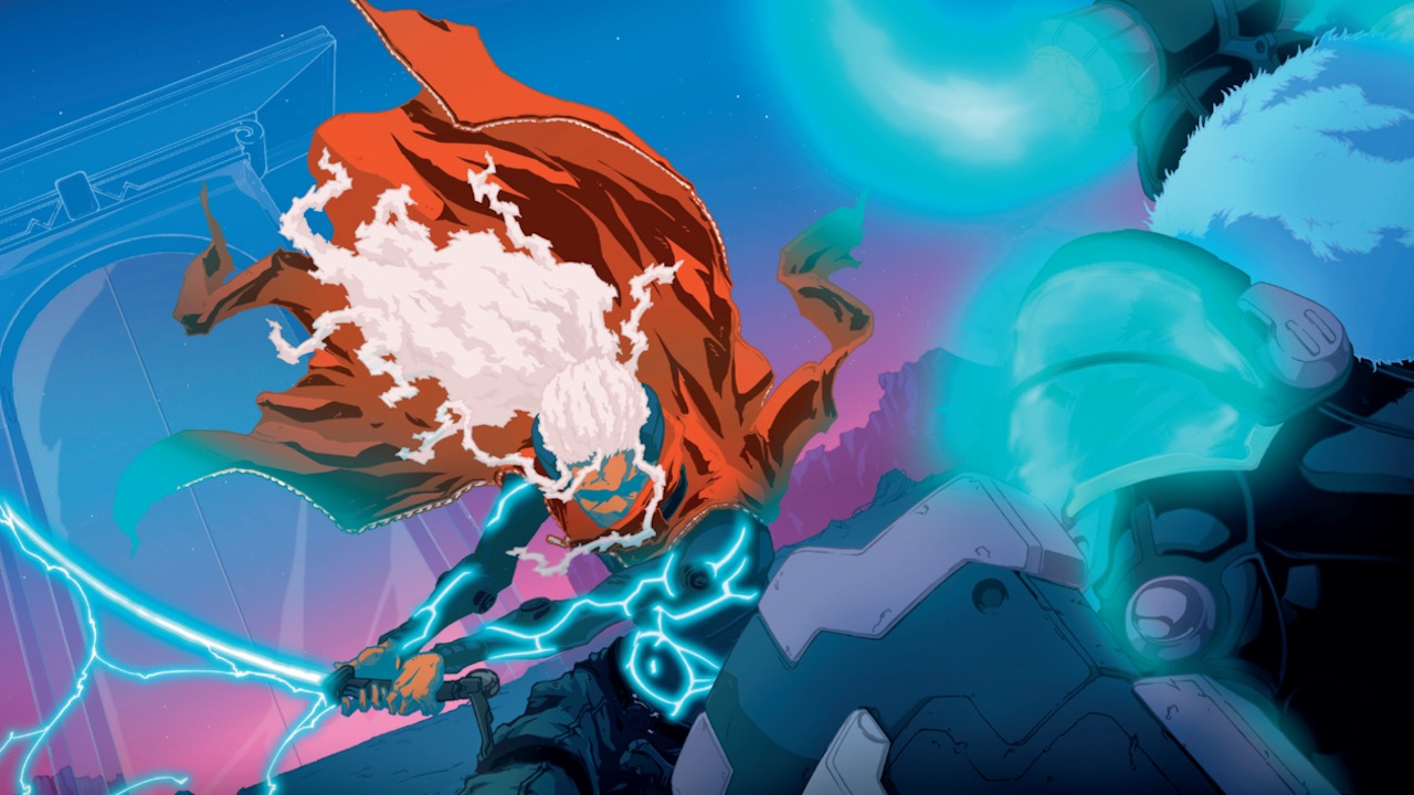 Furi Key Art