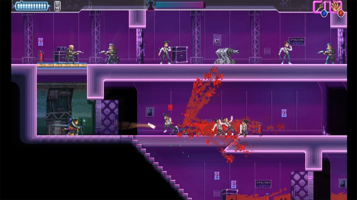Katana ZERO Review Screenshot 2