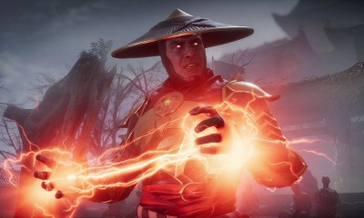 Mortal Kombat 11 Raiden Screenshot