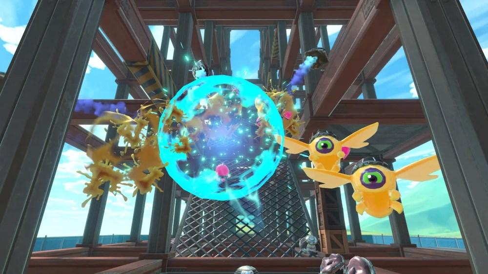 Nintendo Labo Toy-Con 04: VR Kit Review Screenshot 2