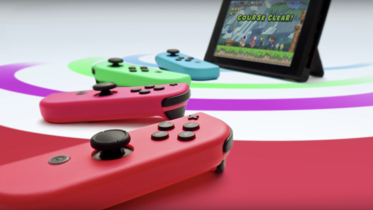 Nintendo Switch Joy-Con Photo