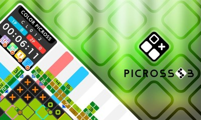 Picross S3 Review Header