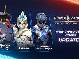 Power Rangers: Battle For The Grid Free DLC Screenshot