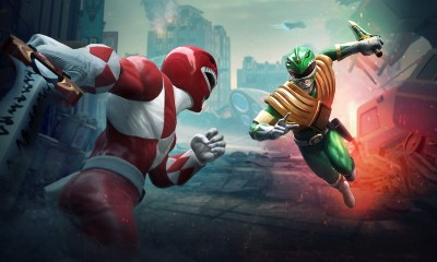Power Rangers: Battle For The Grid Review Header