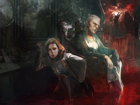 Remothered: Tormented Fathers Key Art
