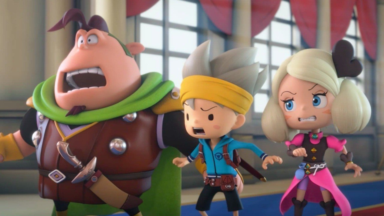 Snack World: The Dungeon Crawl Gold Screenshot